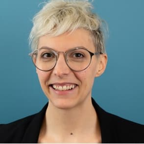 Mitarbeiterin: Angelika Hiebl, Position: Feel Good Manager | Influencer Relations Assistenz