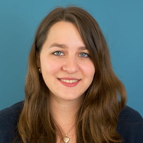 Mitarbeiterin: Lisa Tober, Position: Digital Project & Content Manager