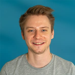 Mitarbeiter: Maximilian Prokopp, Position: Assistant Digital Account & Project Management