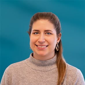 Mitarbeiterin: Melanie Wittmann, Position: Community & Reputation Manager